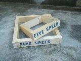 タイヤ交換用木枠